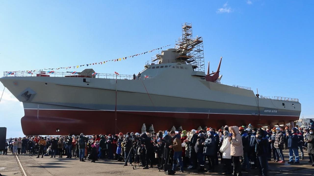 Черноморский флот получит новый патрульный корабль до конца года
