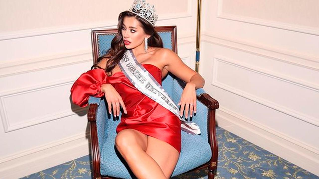 «Мисс Украина» ответила на критику из-за общения на русском языке