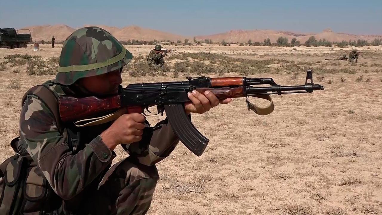 Бесценный опыт: как российские военные обучают сирийских новобранцев