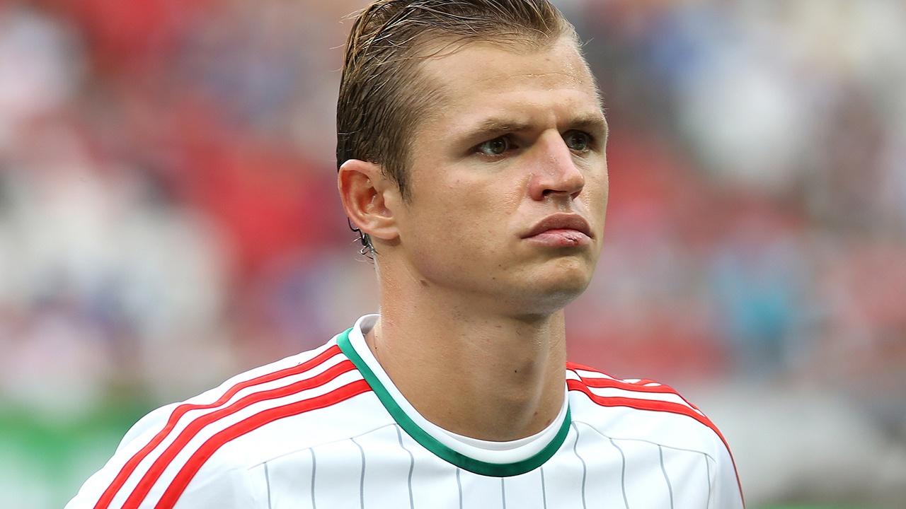 Футболист Дмитрий Тарасов объявил о приостановке карьеры