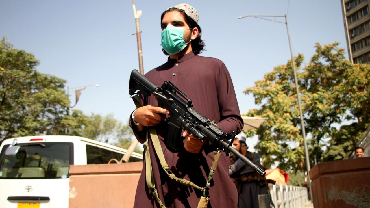 Шойгу обозначил угрозы из Афганистана для России и Ирана