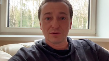 Безруков рассказал, почему его госпитализировали из-за коронавируса
