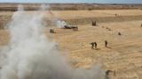 Огонь в пустыне: десантники России и Египта показали навыки в стрельбе из автоматов и гранатометов