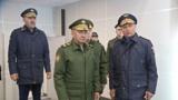 Шойгу ознакомился с системой обмена информацией по безопасности полетов в Москве