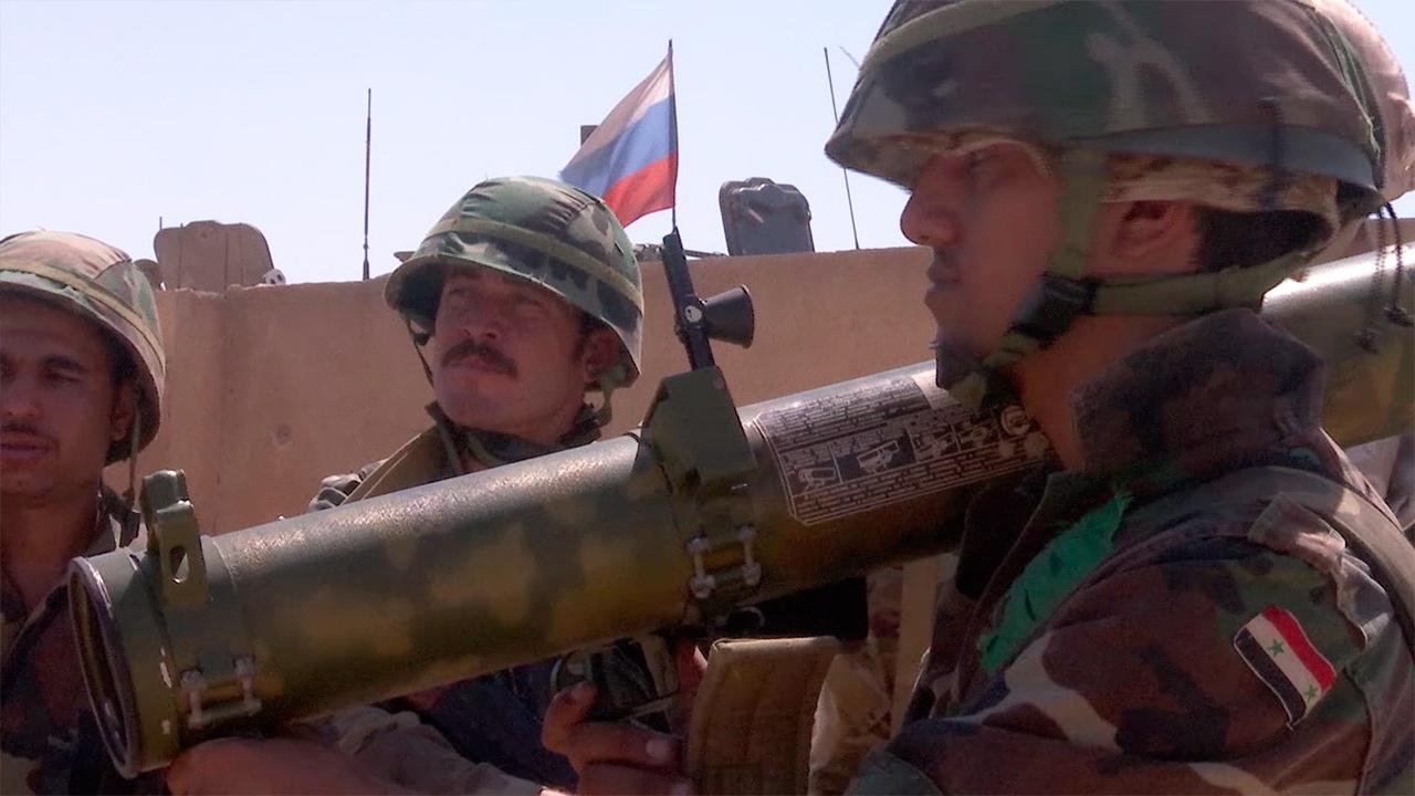 Полет «Шмеля»: как сирийские военные осваивают российские огнеметы