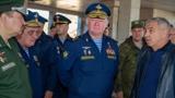 Командующий ВДВ проверил строительство объектов для полка в Крыму
