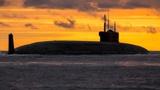 Ракетный подводный крейсер «Князь Олег» запустил «Булаву» из акватории Белого моря