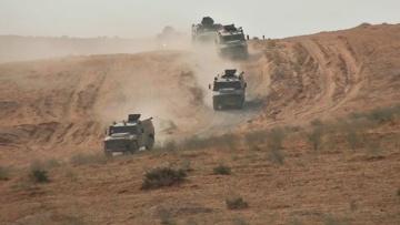 Шквальный огонь: на учениях ОДКБ в Таджикистане военные четырех стран «уничтожили» боевиков