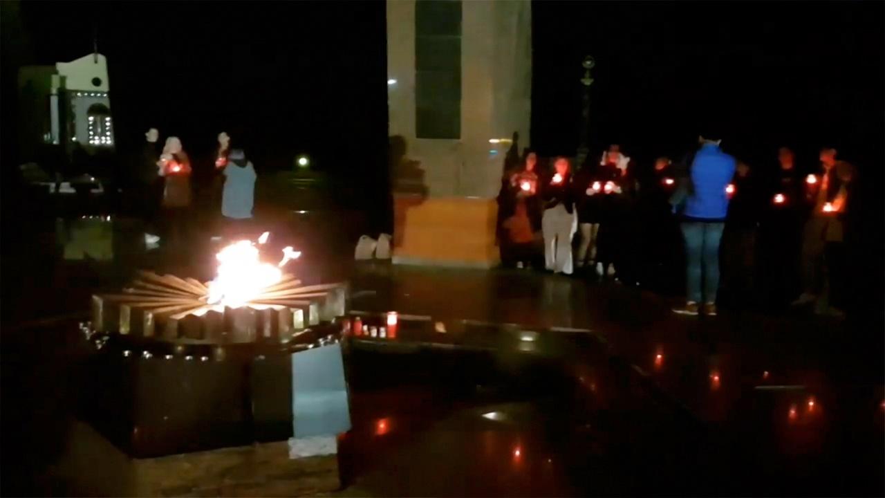 В Молдавии объяснили ситуацию с погашенным Вечным огнем