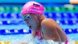 Ефимова стала лучшей на дистанции 100 метров брассом на этапе Кубка мира
