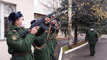 В Коврове открыли памятную доску командиру отдела «Смерш» 1-й танковой армии