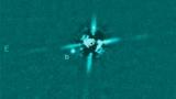 Ученым удалось сфотографировать новорожденную планету за пределами Солнечной системы
