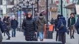 В Москве наступил самый холодный день октября
