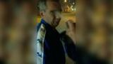 Неонацист распылил перцовый баллончик в лицо пожилому харьковчанину в куртке с надписью «СССР»