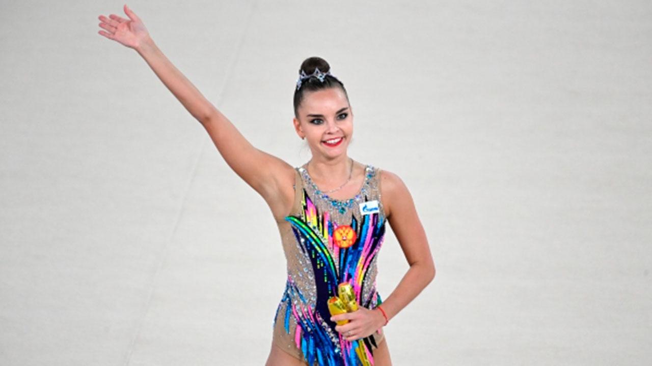 Дина Аверина стала 14-кратной чемпионкой мира
