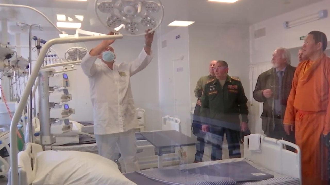 Члены Общественного совета при МО посетили мотострелковую дивизию под Ростовом-на-Дону