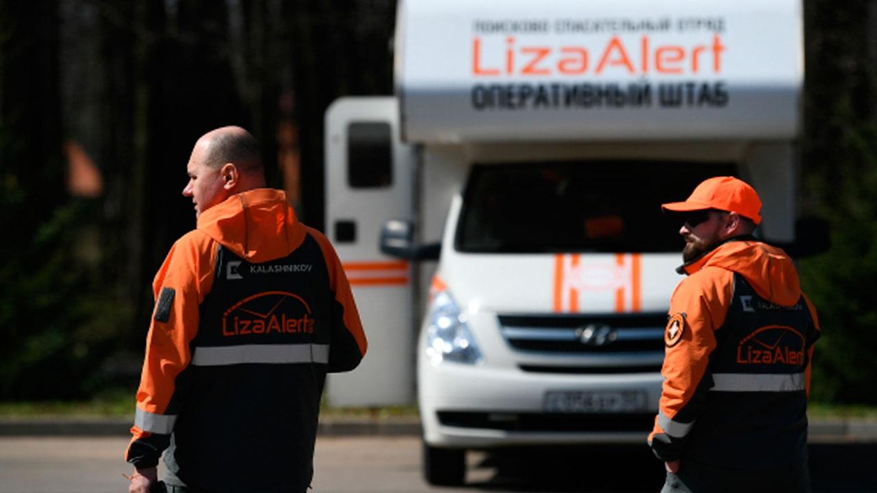 «ЛизаАлерт» призвала все службы искать людей так же, как и Светличную