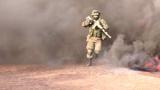 Спецназ ЦВО показал мастерство в ликвидации «боевиков» в условиях города под Самарой