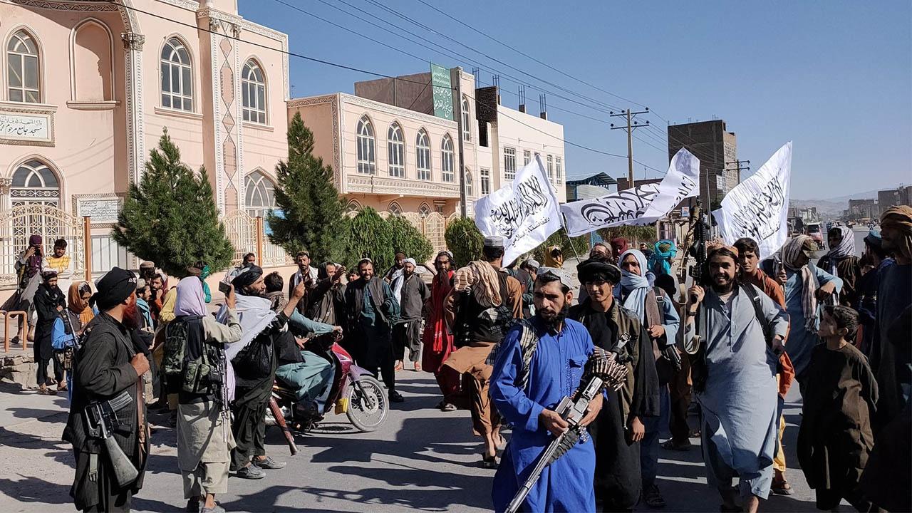 Афганистан: американская бомба под евразийскую стабильность